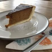 Pumpkin Pie aus der Pieform