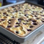 Ungarischer Quark-Kirsch-Kuchen vom Großen Ofenzauberer